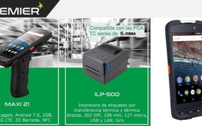 Premier Maxi 21 y ILP-500