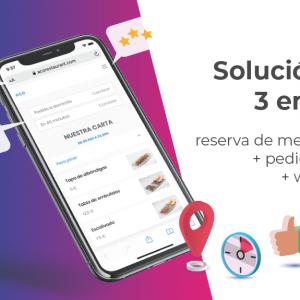 Ofidelivery web y motor de pedidos restaurantes