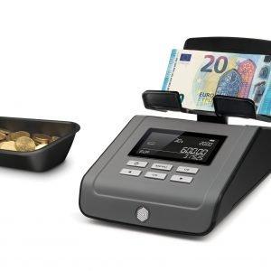 oferta balanza contadores de monedas y billetes