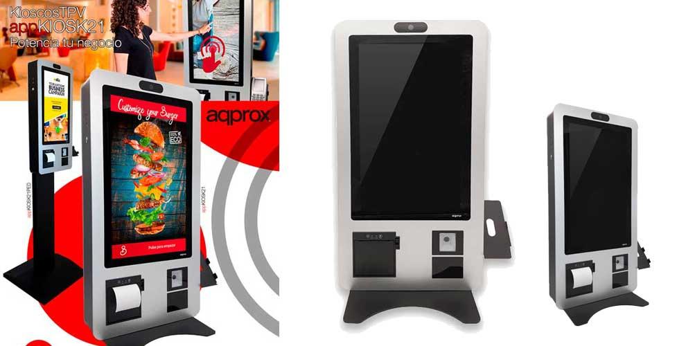 mejor relación calidad precio kiosko interactivo