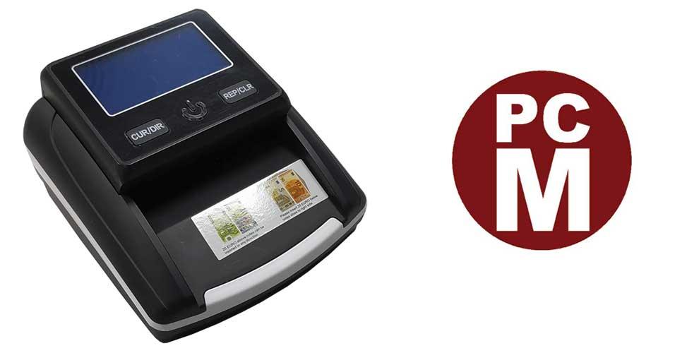 novedad detector de billetes Photosmart+