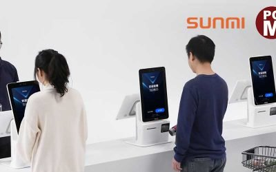 Nuevo kiosko Sunmi K2 mini