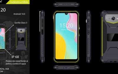 Maxi 20 la PDA indestructible