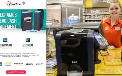 Ofimática integra un nuevo cash management