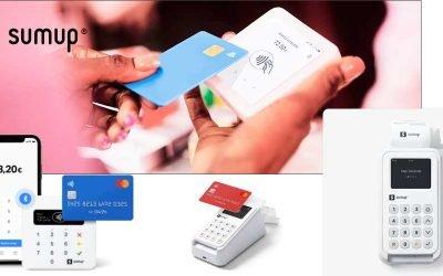 MCR distribuye las soluciones de pago inteligentes SumUp