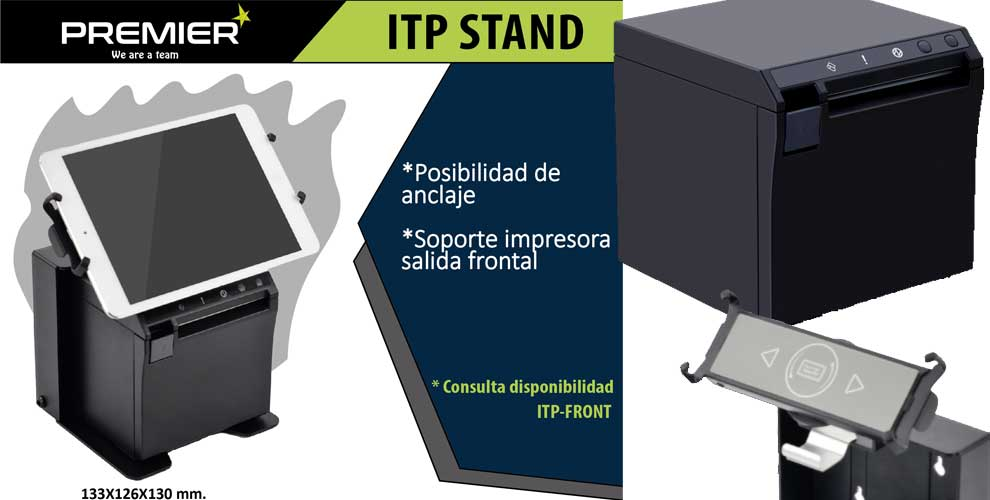 Premier ITP Stand
