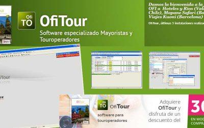 Ofitour, el software de los touroperadores